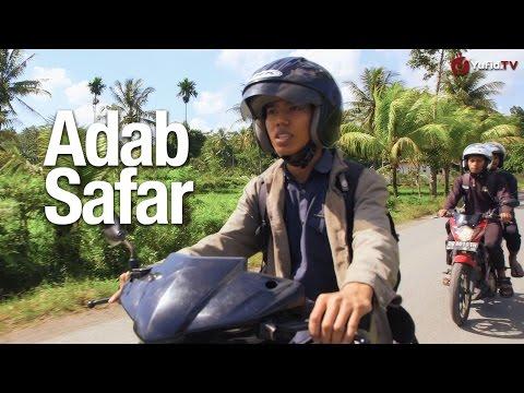 Panduan Ibadah:  Adab Safar (Dilengkapi Ilustrasi Lengkap) - Mudik Lebaran 2017