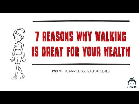 7 Reasons Why Walking Is Great for Your Health