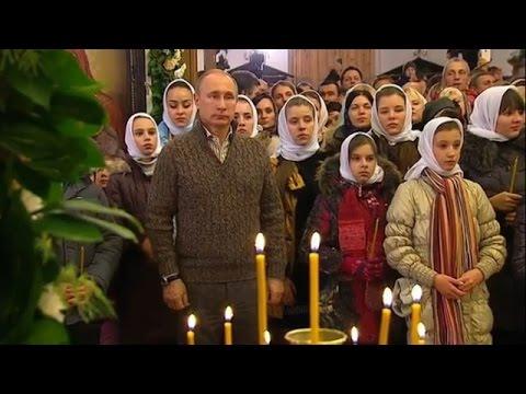 LIVE: Putin to attend Orthodox Christmas mass in Turginovo