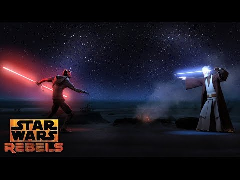 How Obi-Wan REALLY Beat Maul On Tatooine - Star Wars Duels Explained