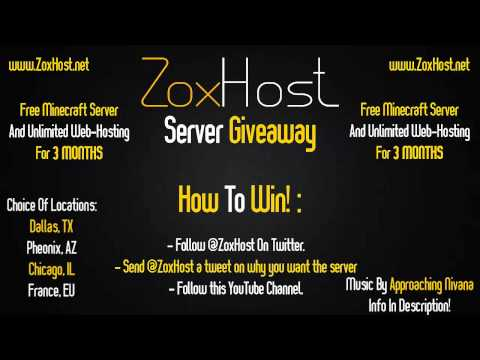 (Closed) Win A Free 3 Month Minecraft Server Hosting and UNLIMITED Web-Hosting. Minecraft Hacks