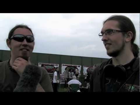 Evile - Bloodstock Open Air 2012
