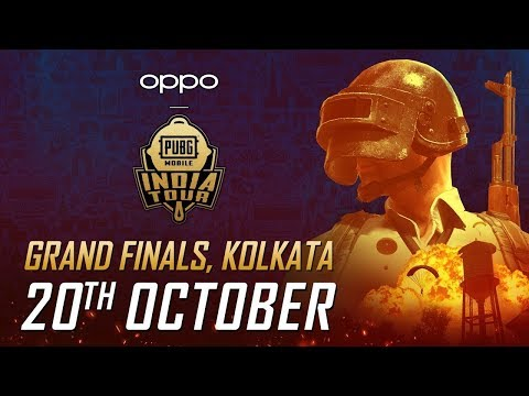 [HINDI] - PMIT Grand Finals - OPPO X PUBG MOBILE India Tour   Day 2 from YouTube