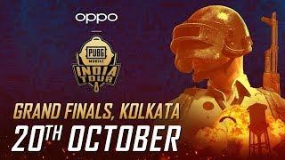 [HINDI] - PMIT Grand Finals - OPPO X PUBG MOBILE India Tour | Day 2