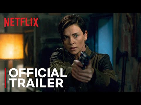 The Old Guard   Official Trailer   Charlize Theron   Netflix India