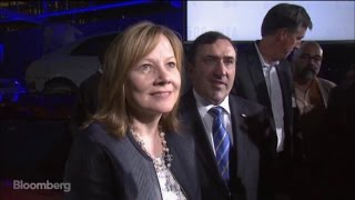 GM's Barra: We're Making the Right Investments