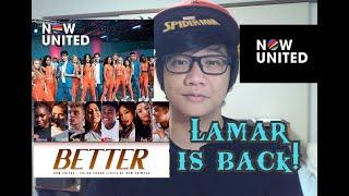 Now United - Better MV   Crazy Stupid Silly Love MV (Reaction Video)