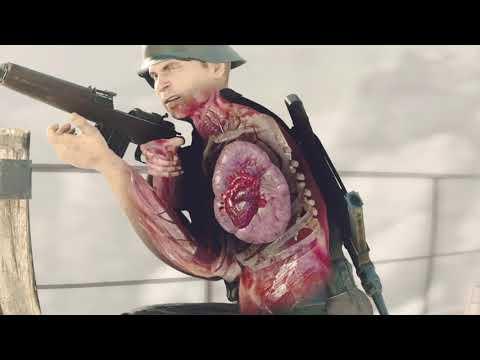Sniper Elite 4_REGILINO VIADUCT,locate and destroy additional ammo dump |