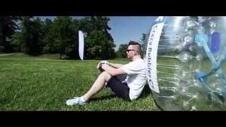 Надувной аттракцион Бампербол - презентация