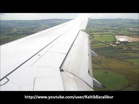 County Kerry - Ireland from the Plane ;-)