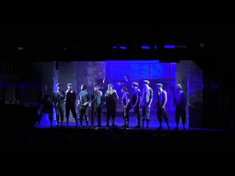Carrying The Banner - Newsies - Forestburgh Playhouse - Jack