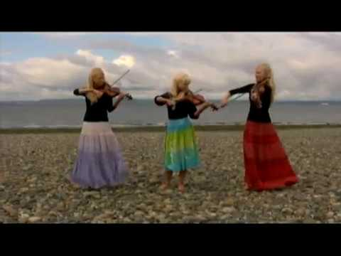 The Sailor and the Mermaid - Official Music Video - The Gothard Sisters