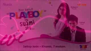 Repeat youtube video Encik Mimpi - Rindukanlah (Lirik) OST Playboy Itu Suami Aku