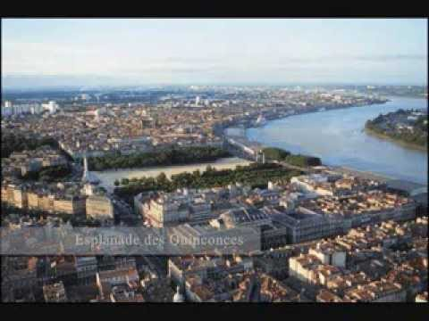 La ville de bordeaux youtube for Piscine judaique bordeaux