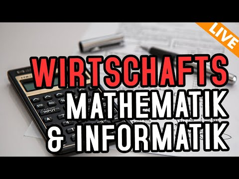 Wirtschaft: Mathematik Und Informatik
