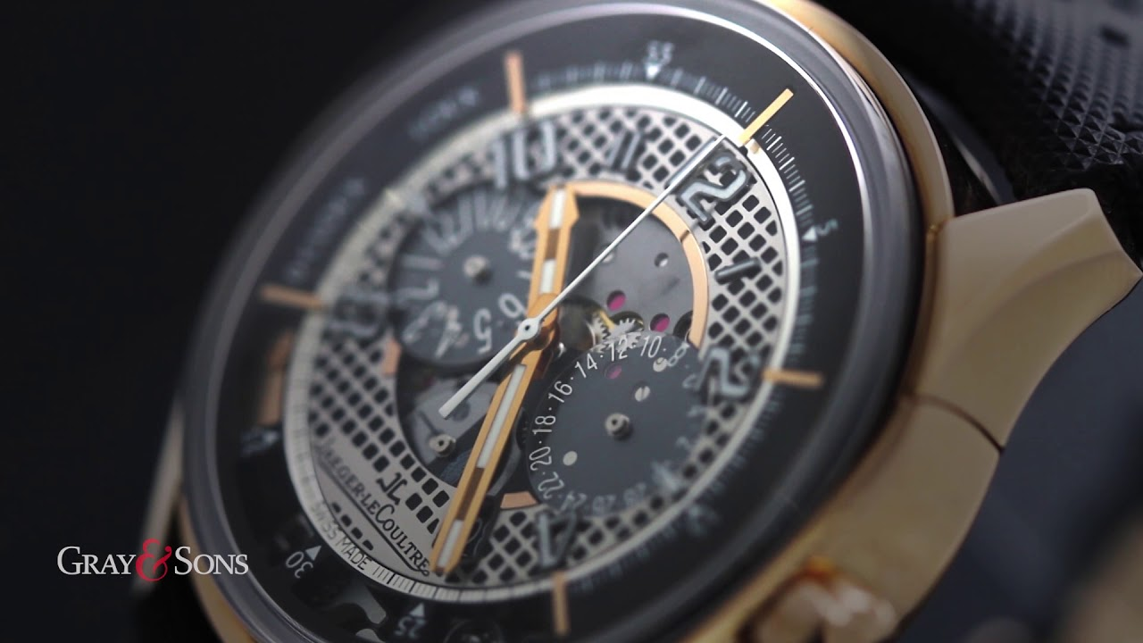 a53fe93b6b4 How to Use the Jaeger LeCoultre Aston Martin AMVOX2 - Video Review ...