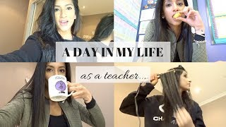 A DAY IN MY LIFE | SCHOOL TEACHER | THE LIFE OF B