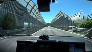 トヨタ  ルーミー 日の出IC~ 海老名SA  撮って出し動画