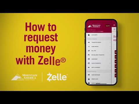 How To Request Money With Zelle® | Mountain America Credit Union