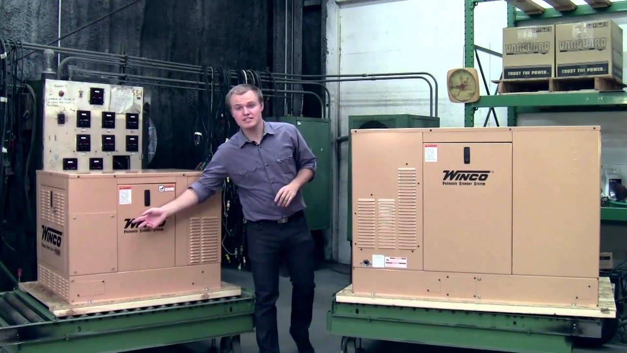 Winco Standby Generators Hudson Valley Home Generators