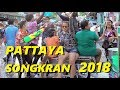 SONGKRAN PATTAYA 2018 EDIT SOI DIANA + 2nd ROAD + NEW PLAZA 4K สงกรานต์ พัทยา