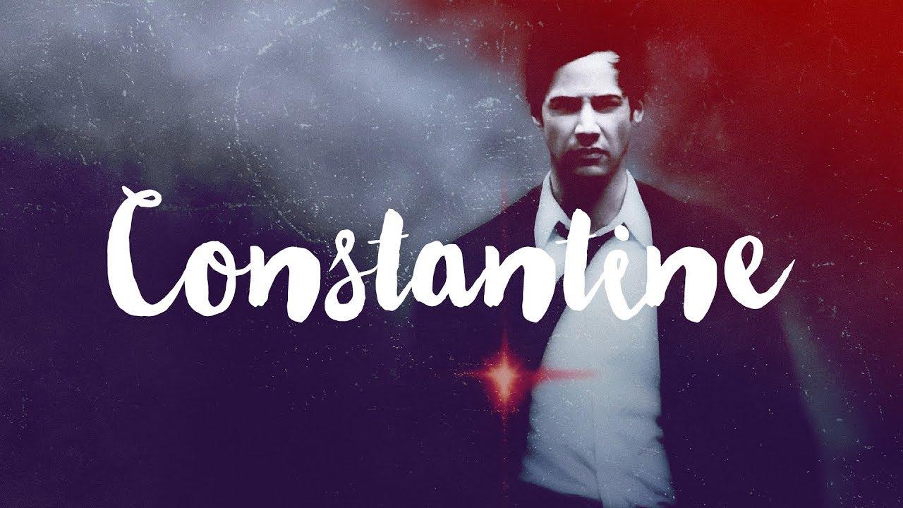 Constantine a.k.a. proto-John Wick z demonami