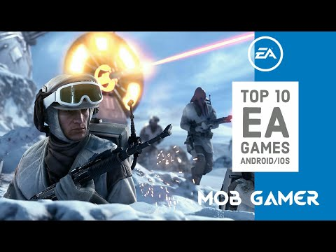 Top 10 EA Games 2018 For Android/iOS
