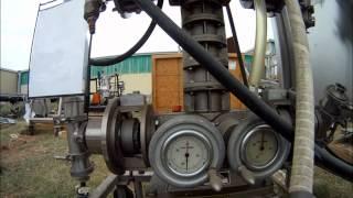Genemco 2012 Arrival: Bran+Luebbe Metering Pump Skid