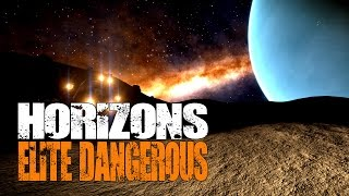 Elite: Dangerous Horizons - Two Most Amazing Planets you are likely to See [Music Video]