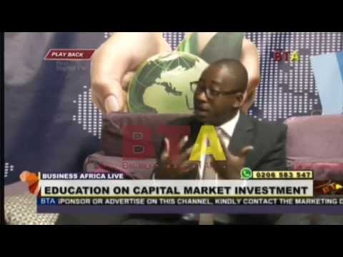 Business Africa Live: Capital Market Investment