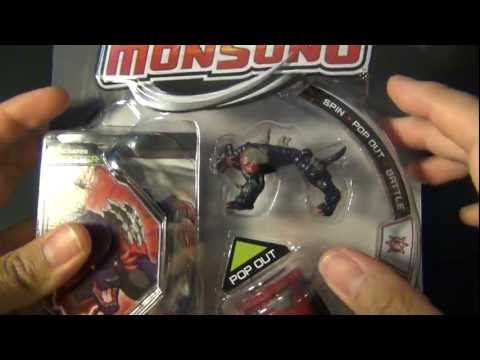 MONSUNO Backslash Unboxing