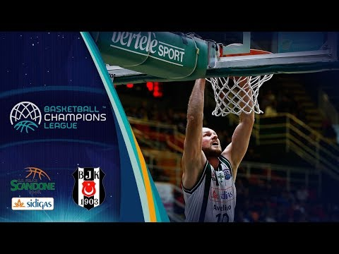 Sidigas Avellino v Besiktas Sompo Japan - Highlights - Basketball Champions League 2017-18
