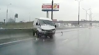 Russian Car crash compilation April 2016 week 4