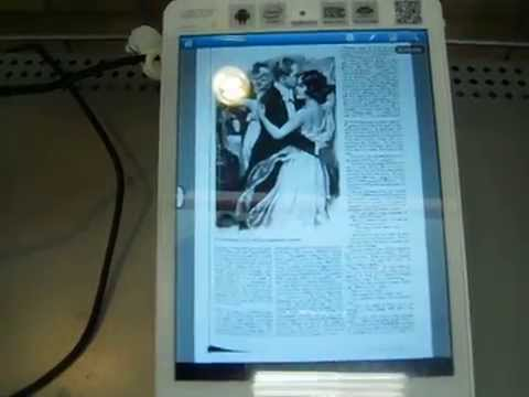 Acer Iconia A1-830 Google Books PDF Test