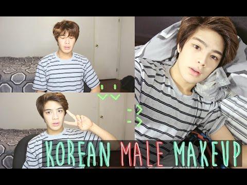 Korean Male Makeup