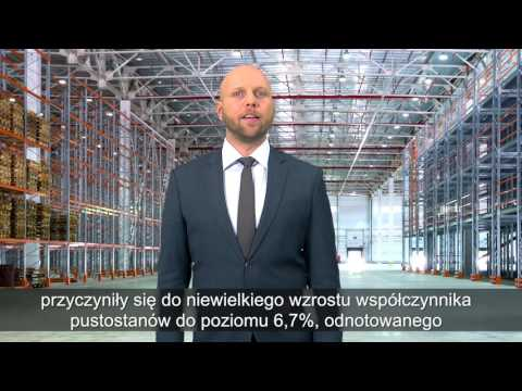 Robust occupier and developer activity on the Polish industrial and logistics market