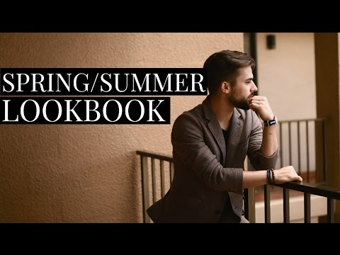 Spring/Summer Look Book 2016 | Business to Pleasure | Mens Fashion 2016