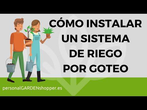 Insertar goteros en tubo de riego por goteo huerto 2013 - Tubo riego por goteo ...