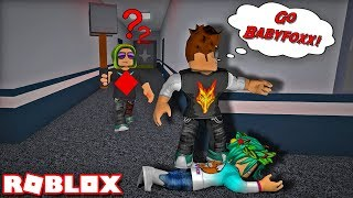 ESCAPE ON A HUMAN SKATEBOARD! -- ROBLOX FLEE THE FACILITY