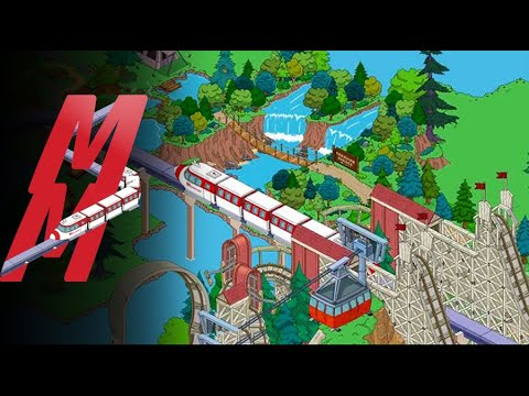The Simpsons Tapped Out: Monorail [March 2020]