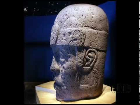 The Olmecs of Mesoamerica