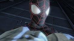 Spider-Man: Edge of Time (PS3)(Miles Morales/Ben Reilly Suit)[Part 1] - Anti-Venom