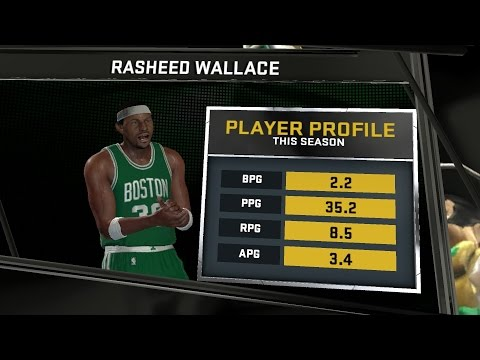 NBA 2K16 My Career №82 Celtics vs Lakers and Press