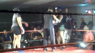 Al-birdoe at the Dayton Oh queen of the ring pt3