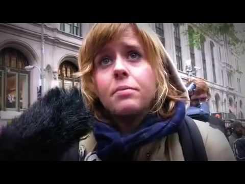 Occupy Wall Street Assaults