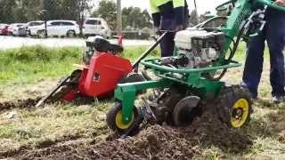 Irrigation Trencher Hire A Trencher Rent A Trencher NBN Trencher