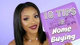 10 Tips for Home Buying!! I Bought a Home & You Can Too!