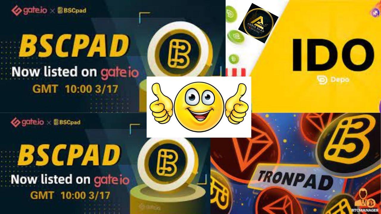 Turns 1$ to 200$ BSCPAD IDO Bayani Daki Daki 😎🔥🔥🔥