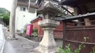 30秒の心象風景7167・延享の燈籠~坂越・大避神社~