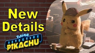 Detective Pikachu Movie New Merchandise and Speculation! | @GatorEXP